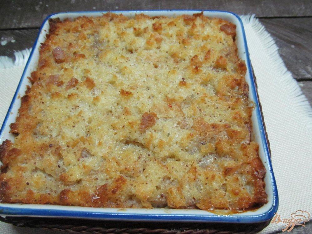 Лазанья с куриным фаршем рецепт с фото в домашних