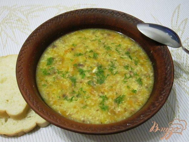 Рецепт супа из сардин