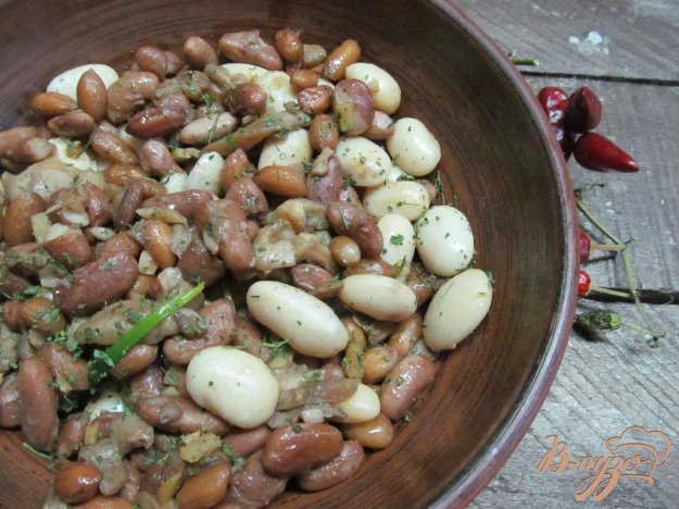 фото рецепта: Фасоль приготовленная по-китайски