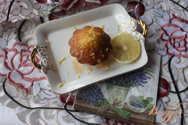 фото рецепта: Лимонный кекс