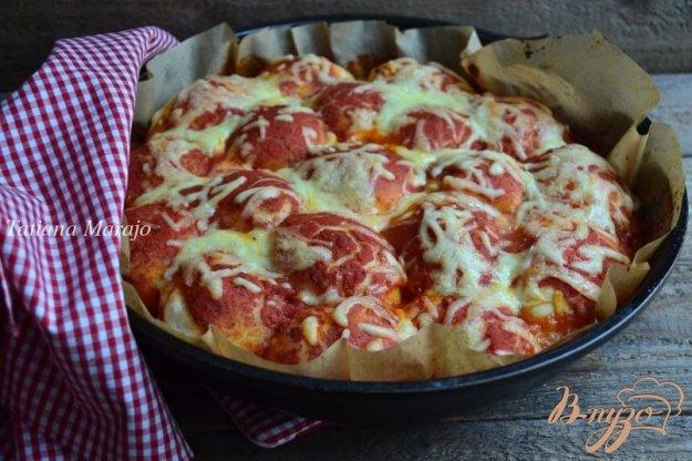 фото рецепта: Пицца наоборот