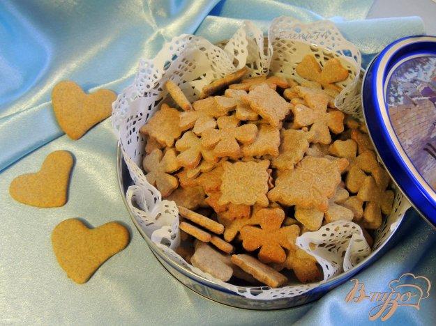 фото рецепта: Ржаное печенье