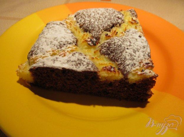 пирог с кремом в мультиварке рецепты с фото