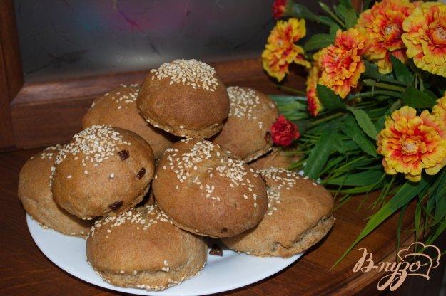 фото рецепта: Домашние булочки из ржаной муки