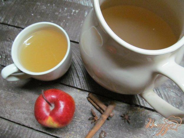 фото рецепта: Яблочный теплый напиток