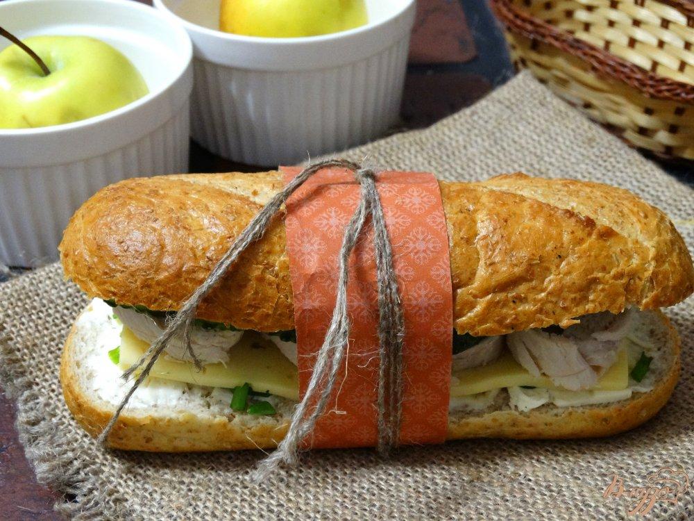 Сэндвичи с курицей рецепты с пошагово