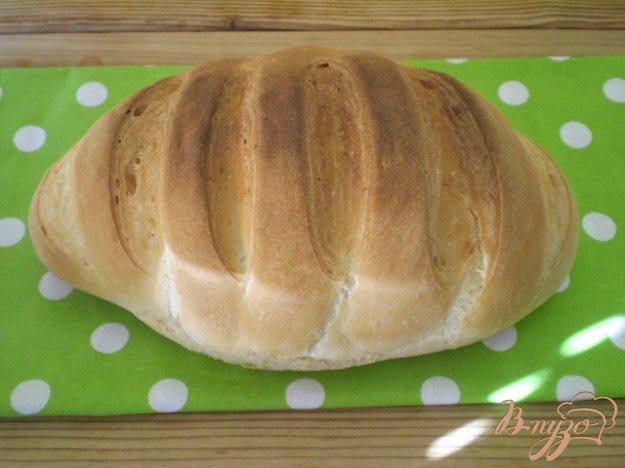 фото рецепта: Мой домашний хлеб