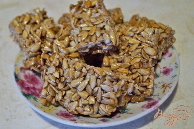 фото рецепта: Козинаки из семечек