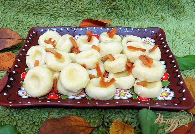 фото рецепта: Картофельные клёцки по-польски