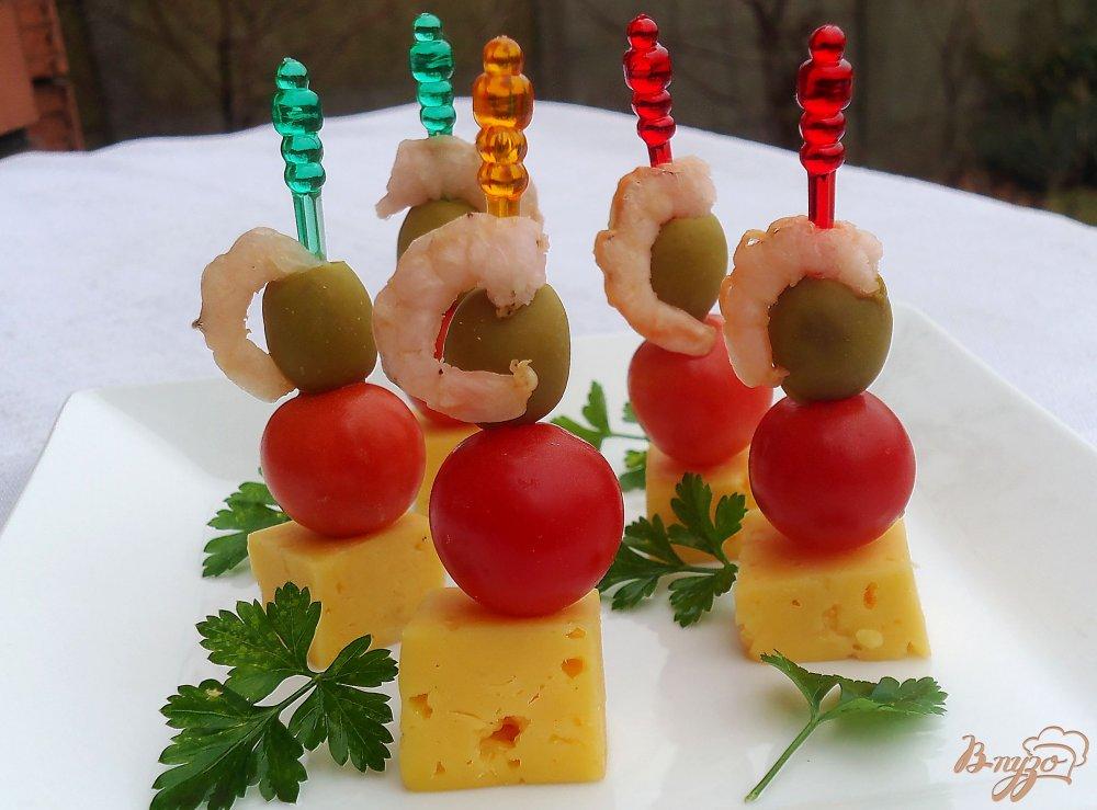 Канапе с оливками сыра рецепты 157
