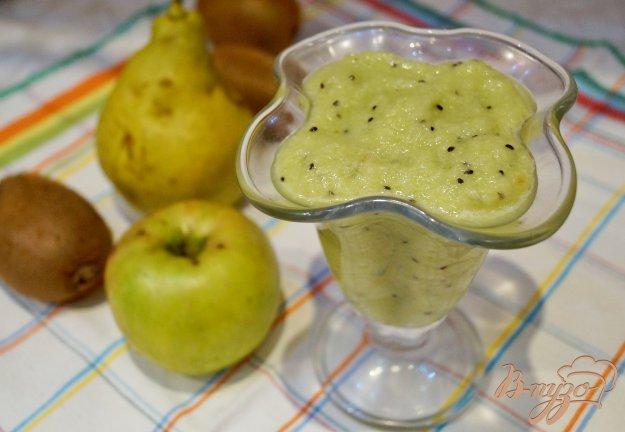 фото рецепта: Яблочный смузи