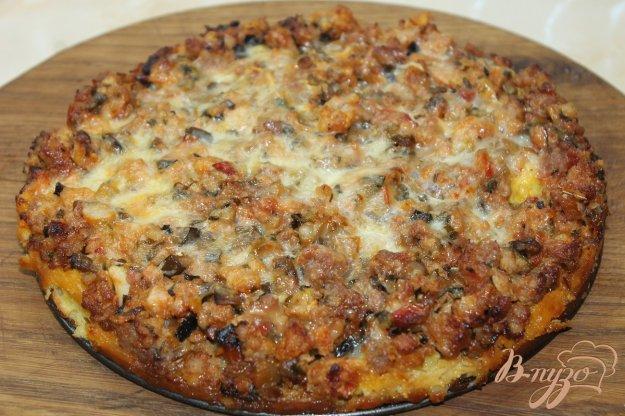Пирог с овощами пошаговый рецепт с