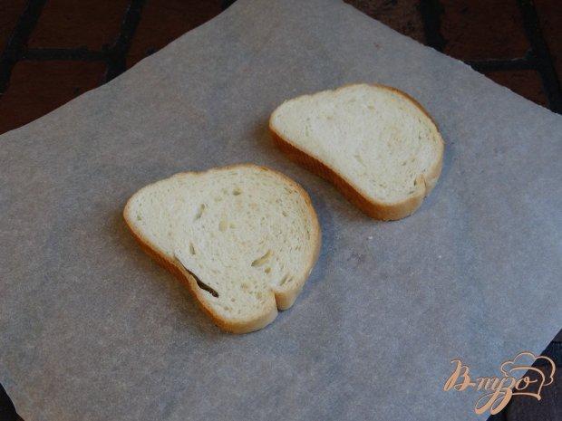 Рецепт Запеченные бутерброды с курицей и инжиром
