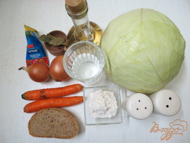Рецепт Капуста тушёная по закарпатски