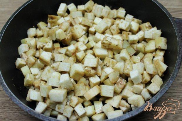 Рецепт Баклажаны с сыром Камамбер