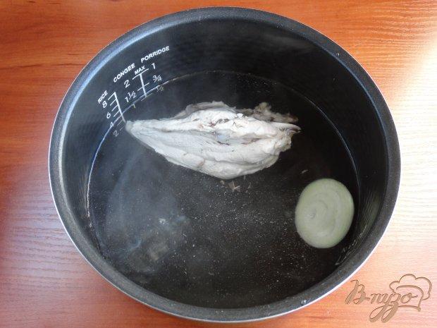 Рецепт Рисовый суп в мультиварке