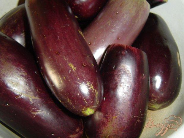 Рецепт Квашеные баклажаны с морковью,чесноком и луком