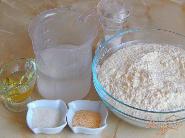 Рецепт Арабская лепёшка питта