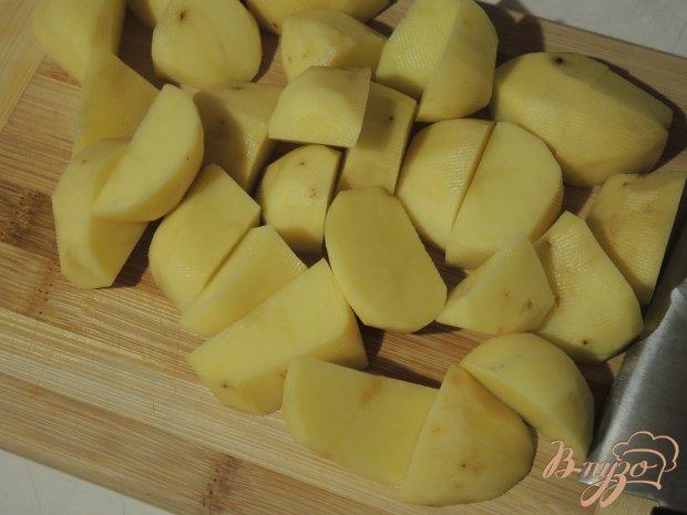 Рецепт Немецкий картофельный суп