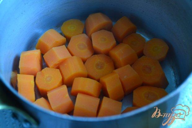 Рецепт Блины морковные с овсом