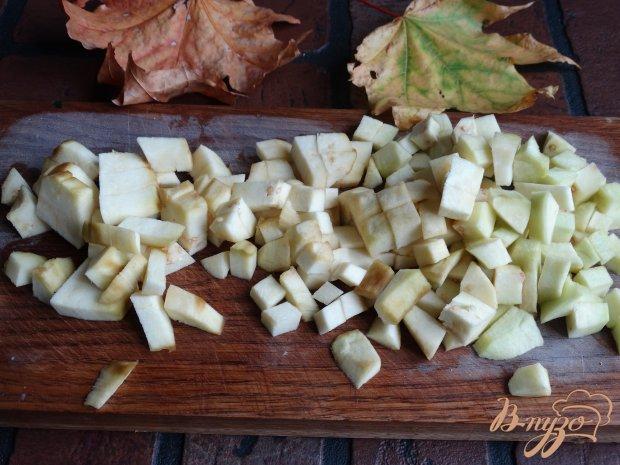 Рецепт Салат с баклажанами и куриной грудкой
