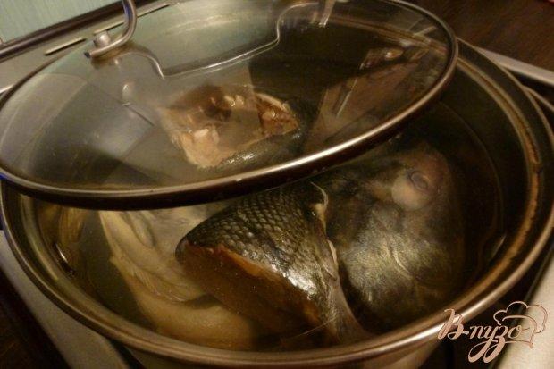 Рецепт Рыбный суп с пшеном