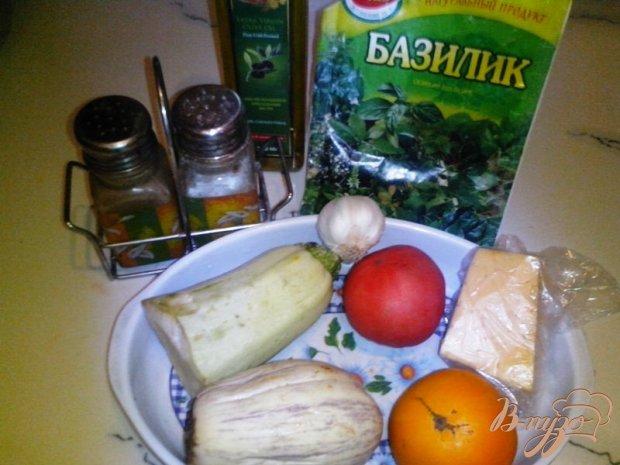 Рецепт «Веночек» из овощей
