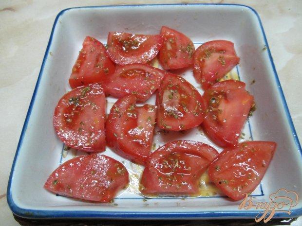 Рецепт Рулеты из лаваша с мясом и запеченными помидорами