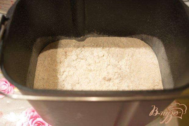 Рецепт Домашние булочки из ржаной муки