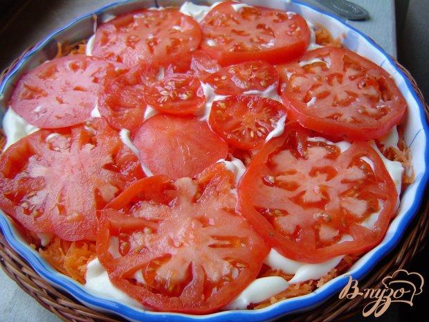 Салат на зиму баклажан моркови и помидор