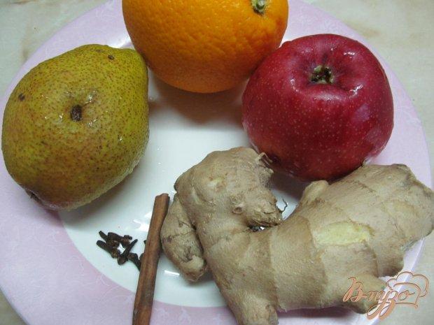 Рецепт Яблочный теплый напиток