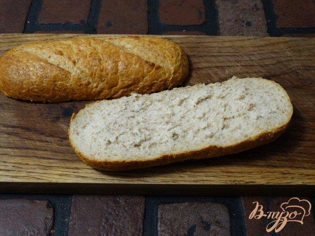 Рецепт Домашний сэндвич с курицей