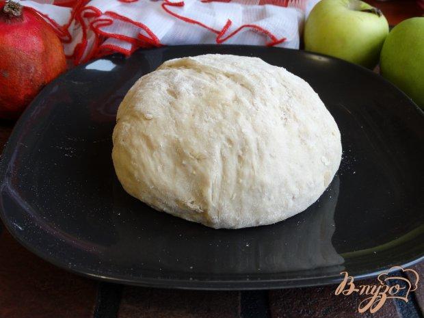 Рецепт Пицца с курицей, перцем и кукурузой