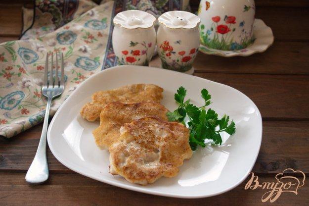 фото рецепта: Куриные котлетки из рубленного мяса