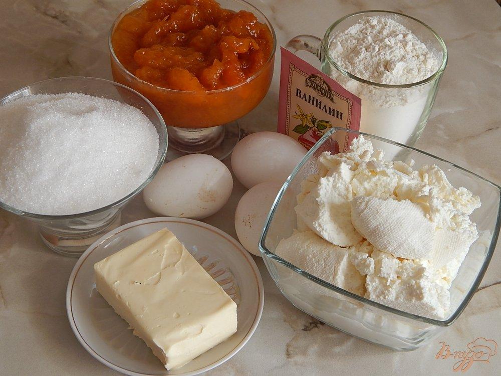 Пирог насыпной с творогом рецепт с пошагово