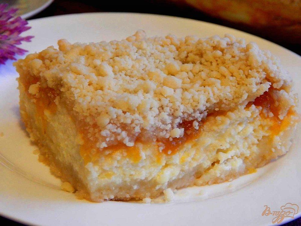 Пирог с творогом и яйцом рецепт с
