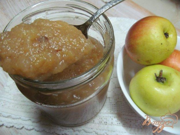 фото рецепта: Яблочное пюре