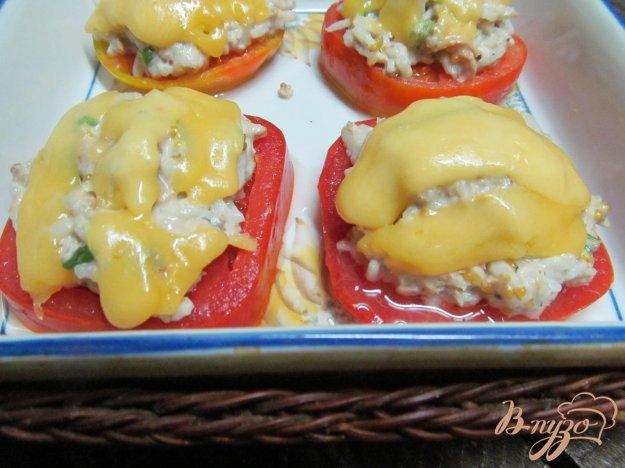фото рецепта: Консервированная скумбрия на томате