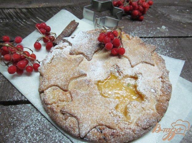 фото рецепта: Пирог с творогом