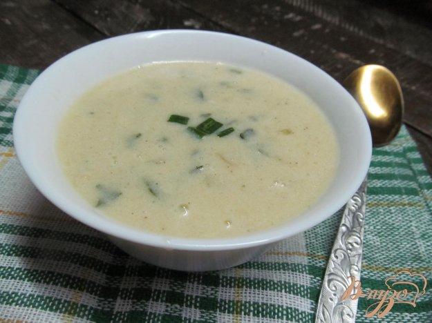 фото рецепта: Домашний крем суп из сельдерея