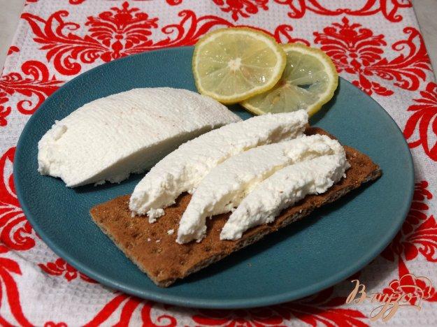 фото рецепта: Домашний сыр из молока