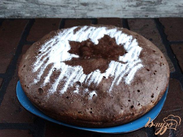 фото рецепта: Шоколадный кекс