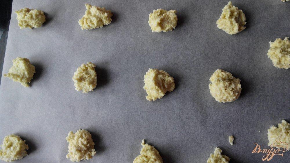 Фото приготовление рецепта: Кунжутное печенье шаг №2