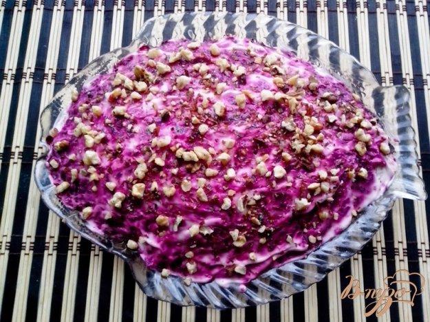 фото рецепта: Салат «Сёмга под шубой»