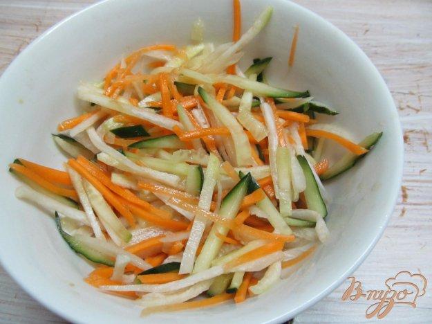 фото рецепта: Маринованные овощи по-вьетнамски