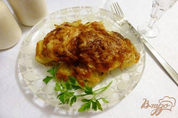 фото рецепта: Свинина по-французски с алельсином