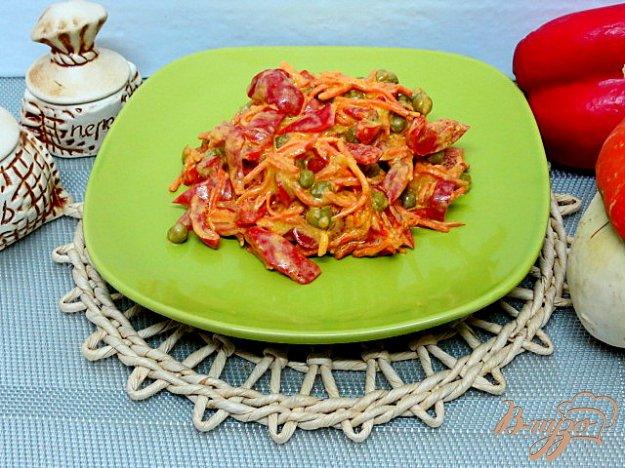 фото рецепта: Овощи в сливках