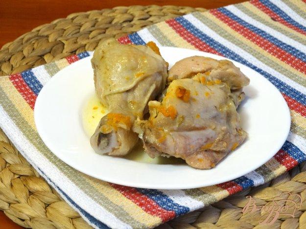 фото рецепта: Имбирная курица в мультиварке