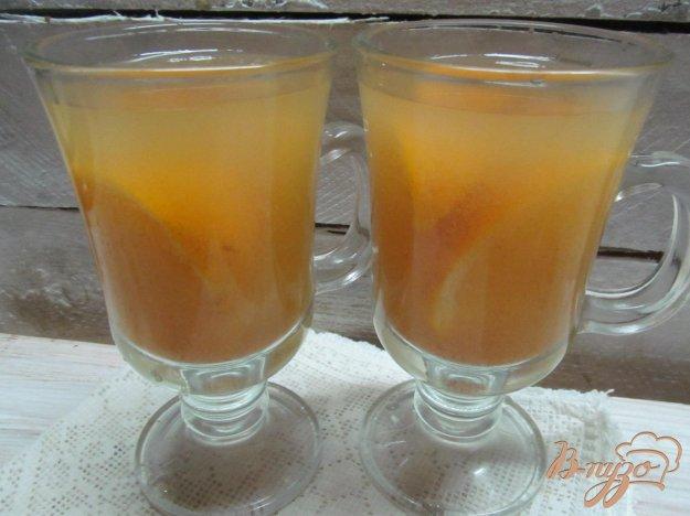фото рецепта: Безалкогольный глинтвейн