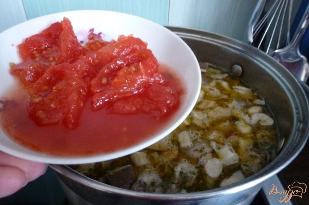 грибной суп с вешенками рецепт с фото пошагово в